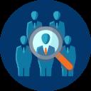 Recruitment Services Icon