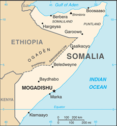Energy Insight: Energy in the Horn of Africa (Somalia, Somaliland