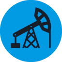 Petroleum Production Icon