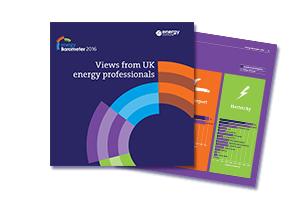2016 Energy Barometer cover