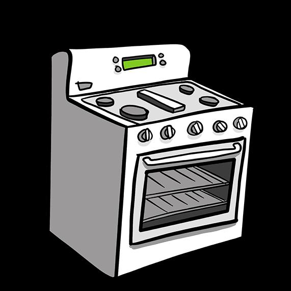 Hydrogen oven
