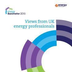 2015 Energy Barometer cover